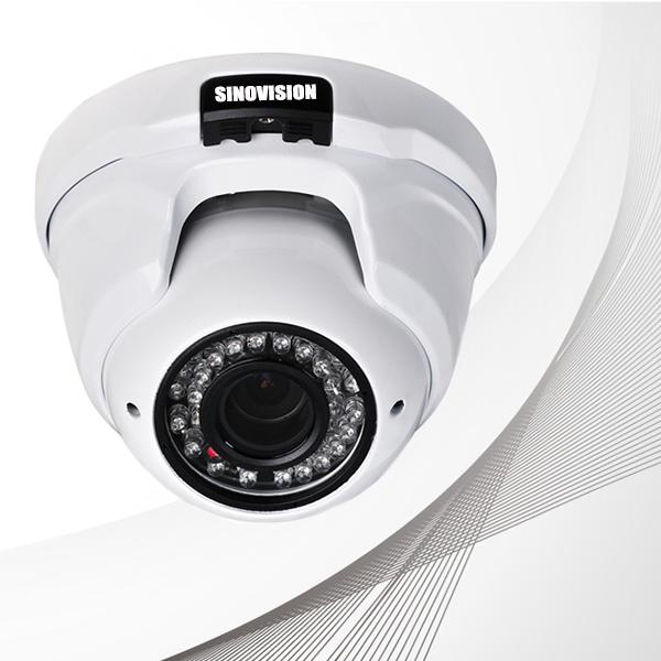 Sinovision 1.0Megapixel IR Vandalproof Dome Camera