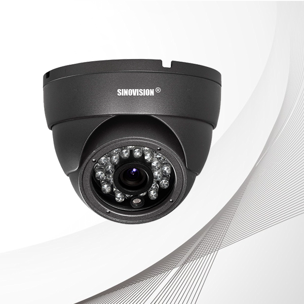 Sinovision AHD 1.3MP Fixed Lens Vandalproof Dome Camera