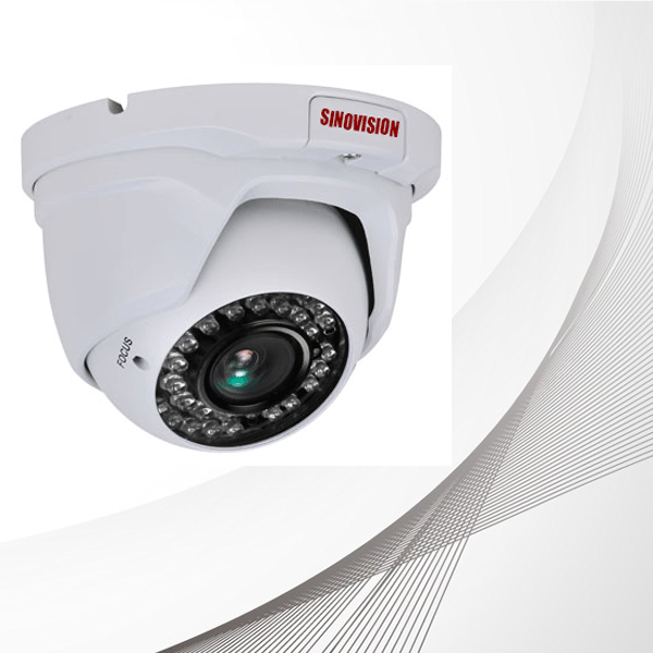 Sinovision CVI 2.0MP/1080P Varifocal Lens IR Vandalproof Dom