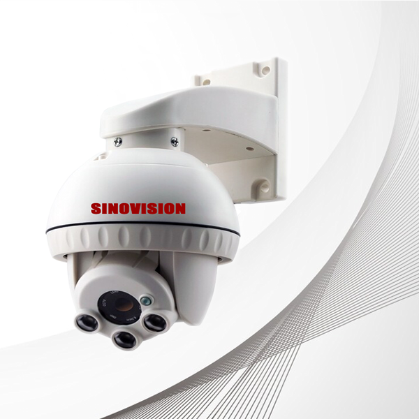 Sinovision IP Network Mini IR PTZ Speed Dome