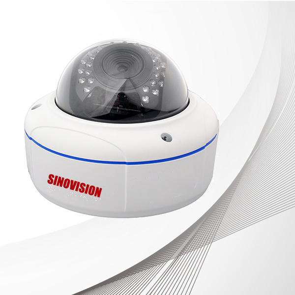 Sinovision Stavis IP Network 2.0MP Vandalproof Dome Camera