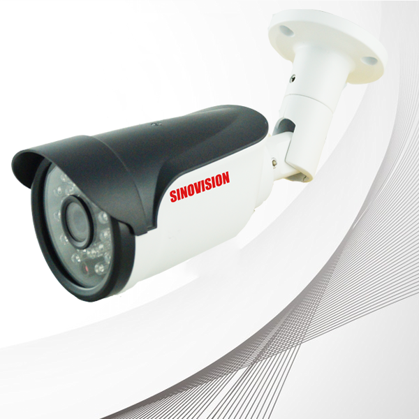 Sinovision 4-In-1 1080P/720P Fixed Lens IR Bullet Camera