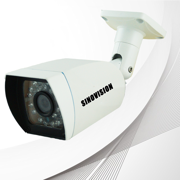 Sinovision HD 4-In-1 720P/1080P Fixed Lens IR Bullet Camera