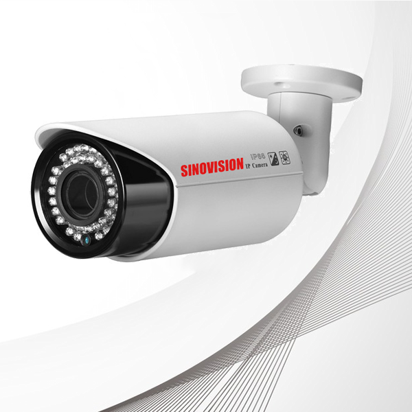 SINOVISION H.265 5.0MP IP Network Camera/Onvif 2.4