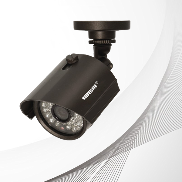 Sinovision 2.0MP Fixed Lens IP Network Bullet Camera