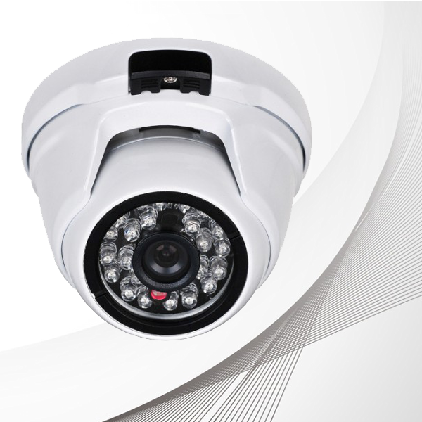 Sinovision CVI 2.0MP IR Vandalproof Dome camera
