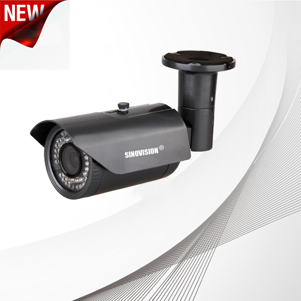 Sinovision TVI 2.0MP Varifocal Lens IR Bullet Camera