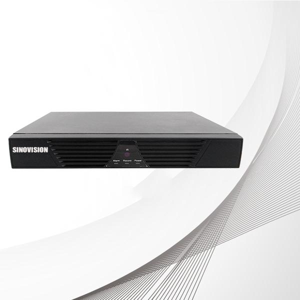 SINOVISION 4/8/16CH 720P HD-CVI DVR(2 SATA)