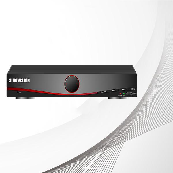 SINOVISION 4/8CH 1080P HD-CVI DVR(2 SATA)