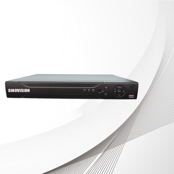 SINOVISION 8CH HD-TVI/AHD/IP/Analog 4 in 1 HVR
