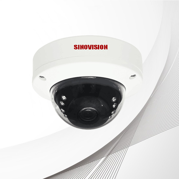 Sinovision 3.0MP IR Vandalproof Dome Camera