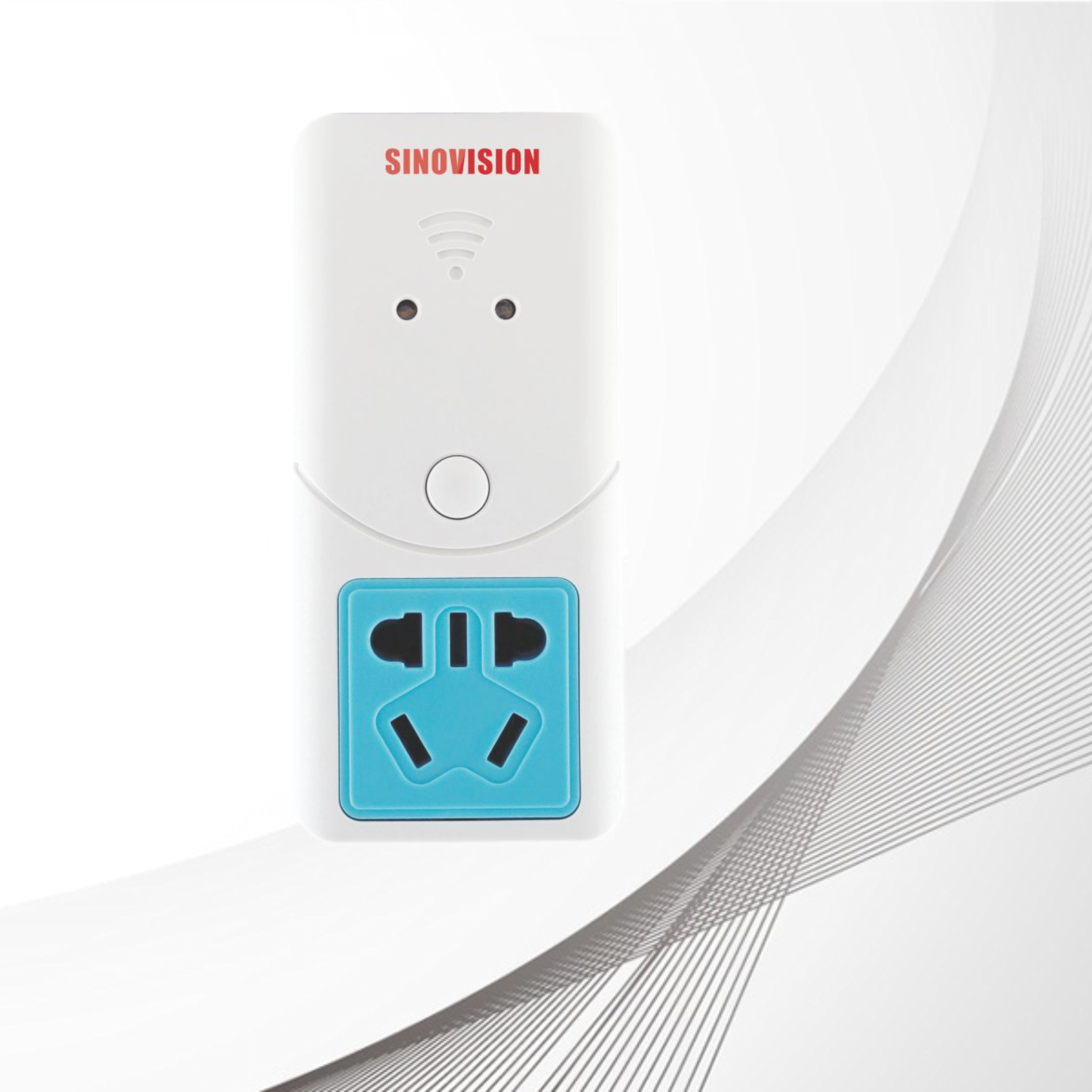 Sinovision Smart Portable Power Socket