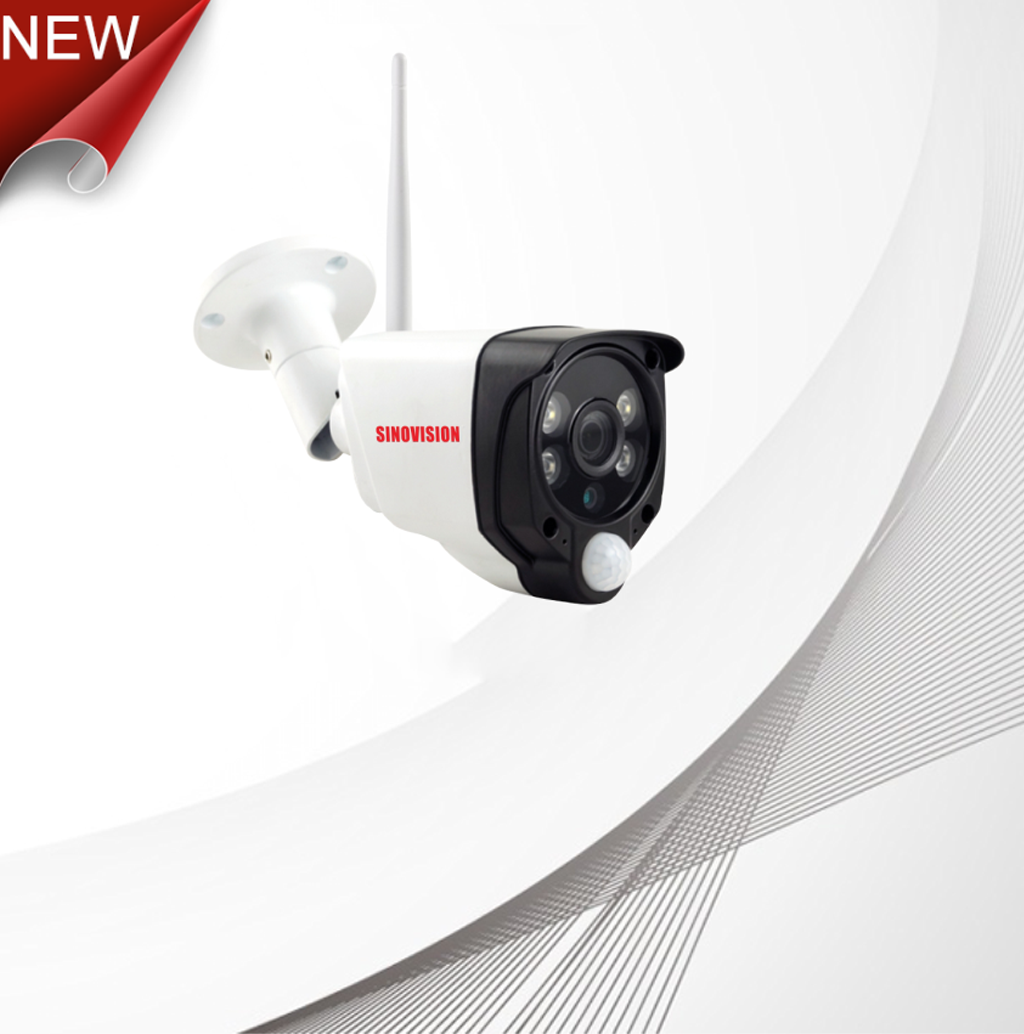 Sinovision WIFI PIR 2.0MP Alarm Camera