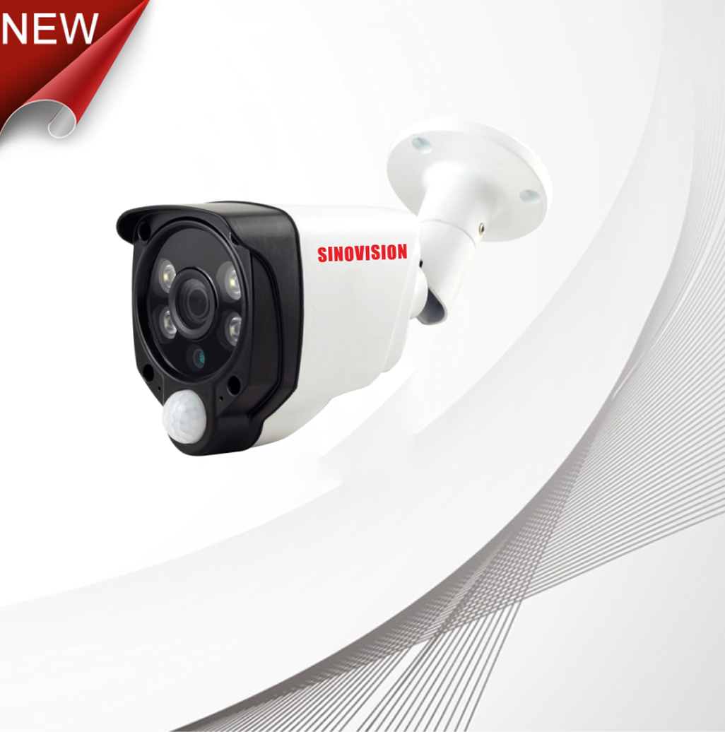 Sinovision AHD PIR 2.0MP Alarm Camera