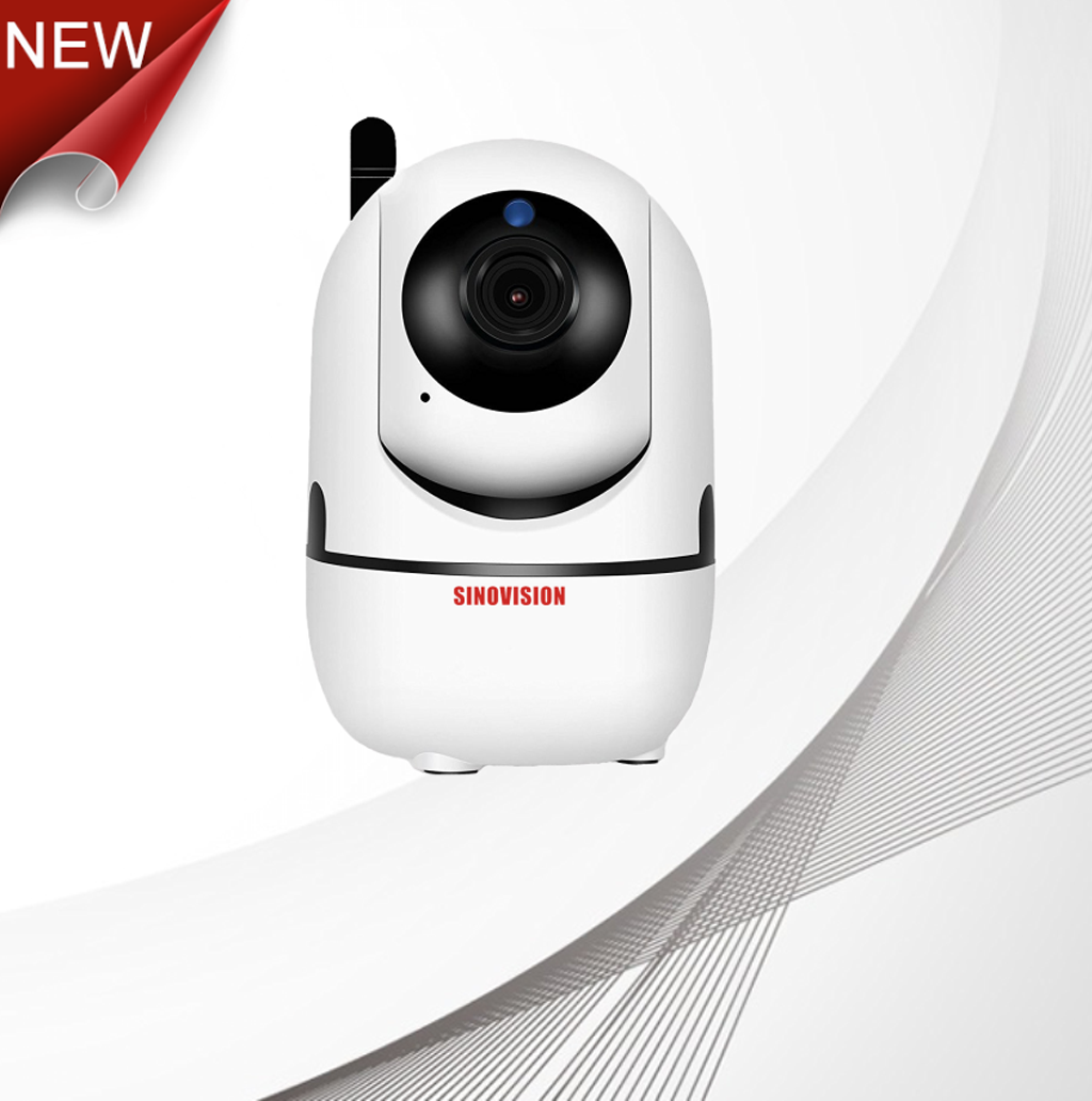 Siniovision Mini Cloud Camera with Auto-Tracking