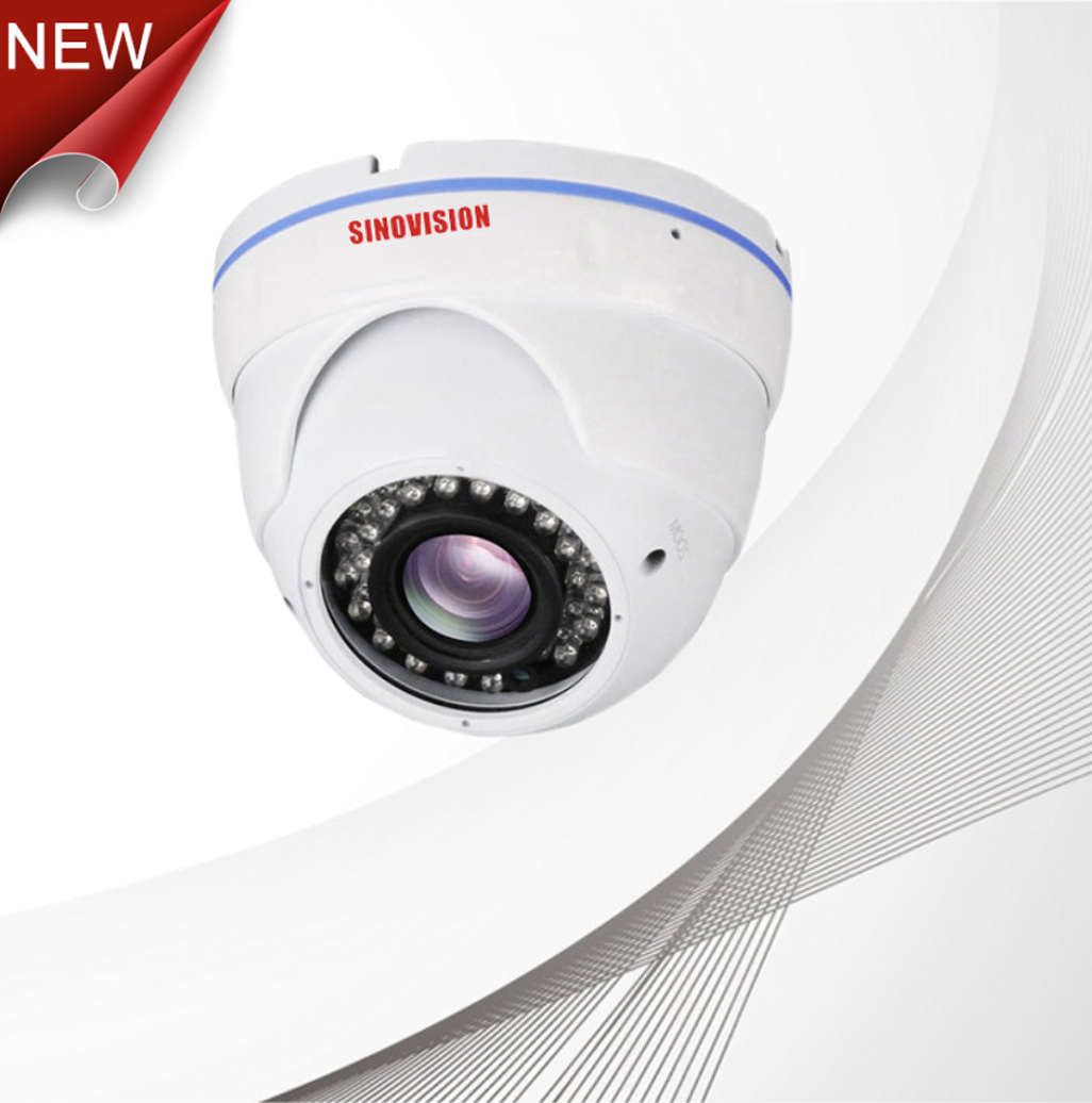 Sinovision 5.0MP HD Dome Fixed Camera