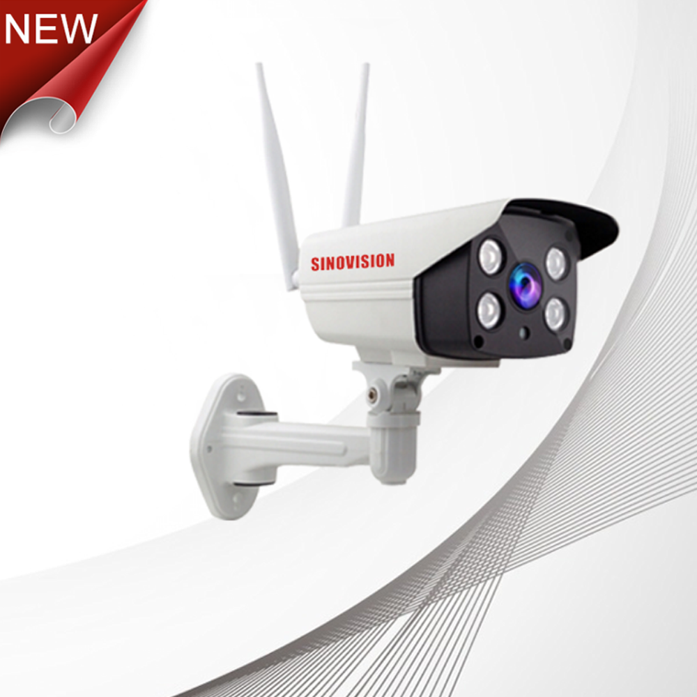 Sinovision 2.0MP IP WIFI Dual Light Mini PTZ Camera