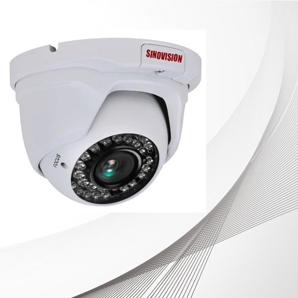 Sinovision 5.0MP IP Network IR Vandalproof Dome Camera