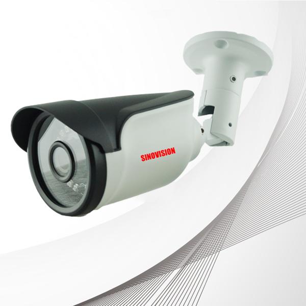 SINOVISION H.265 2.0MP New SMD IR IP Bullet Camera