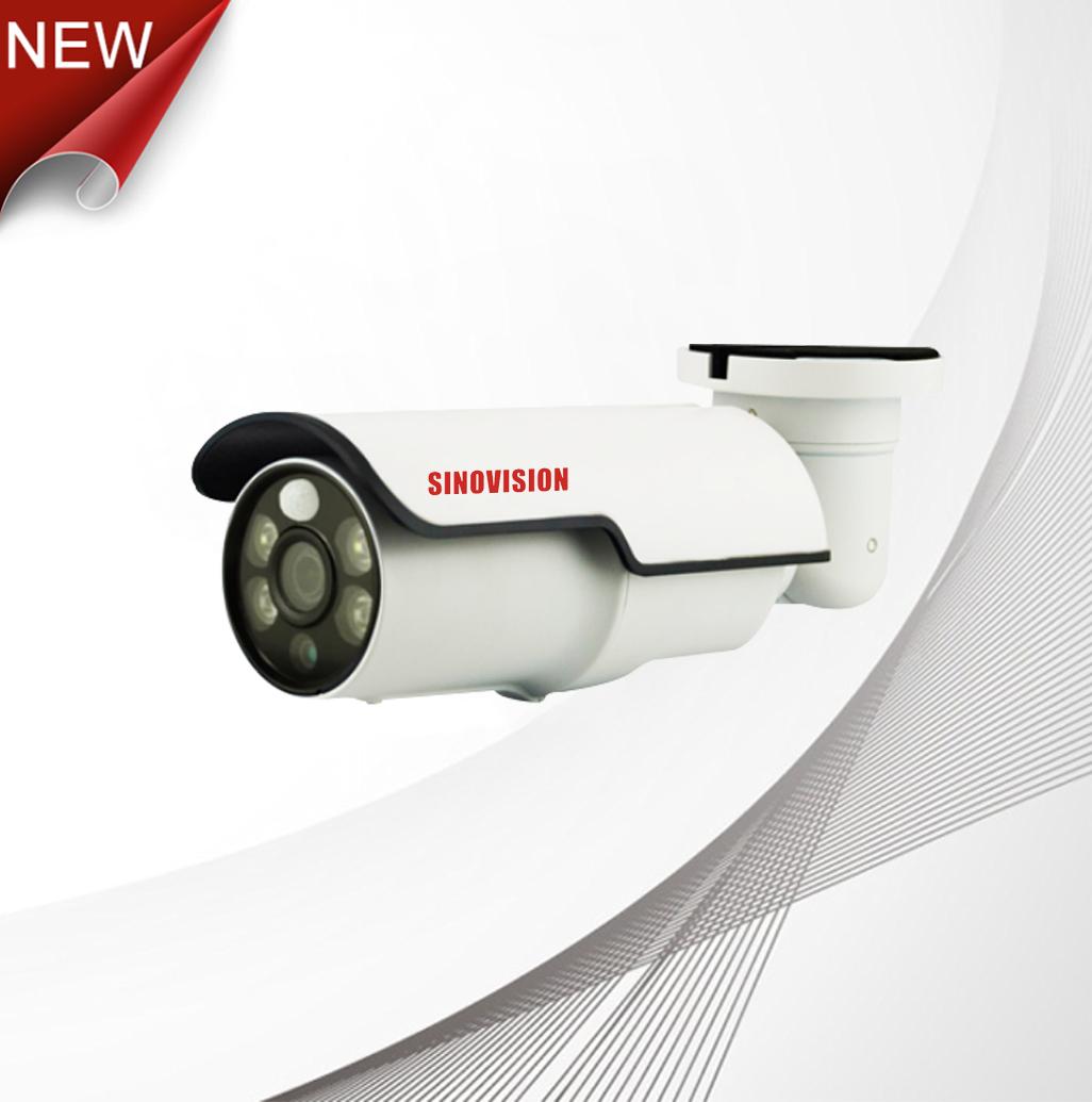 Sinovision 2.0MP IP PIR  Alarm Bullet Camera
