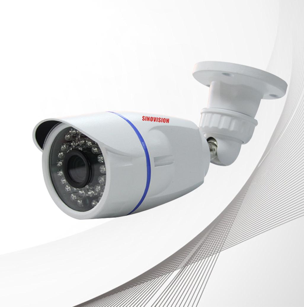 Sinovision HD 5.0MP Fixed Lens Metal Bullet Camera