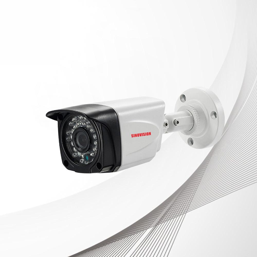 Sinovision 4MP IP Bullet Cam 3.6mm Fixed Lens