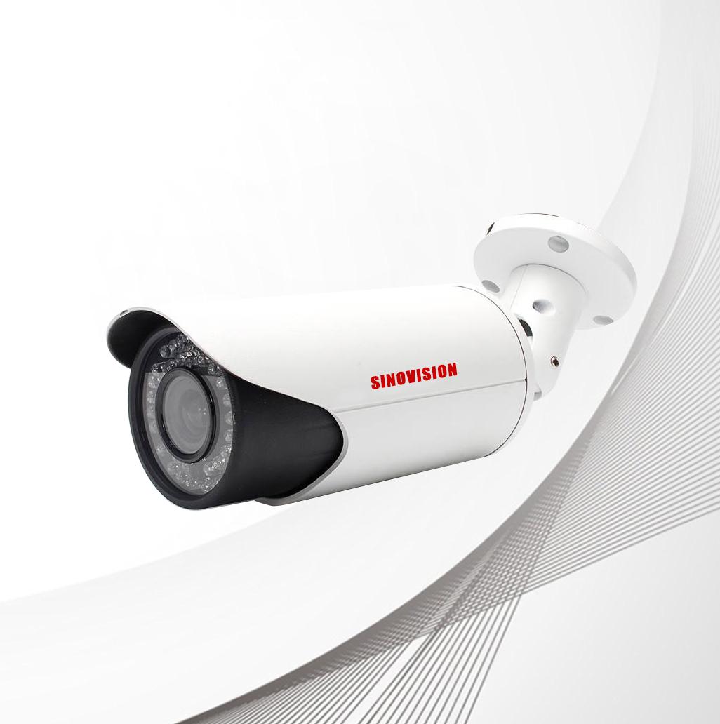 Sinovision 4MP IP Bullet Cam 2.8~12mm Varifocal lens
