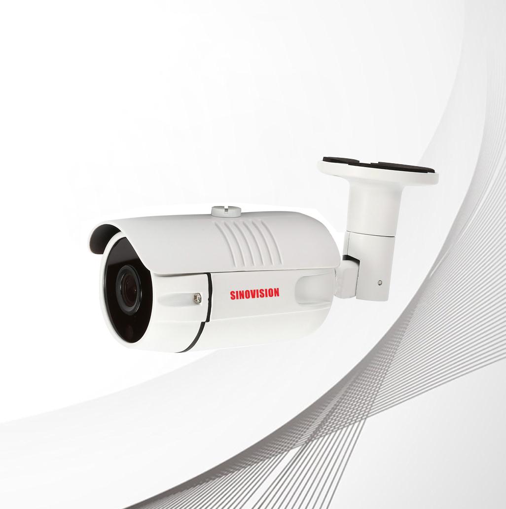 Sinovision 5MP IP Bullet Cam 3.6mm Fixed Lens