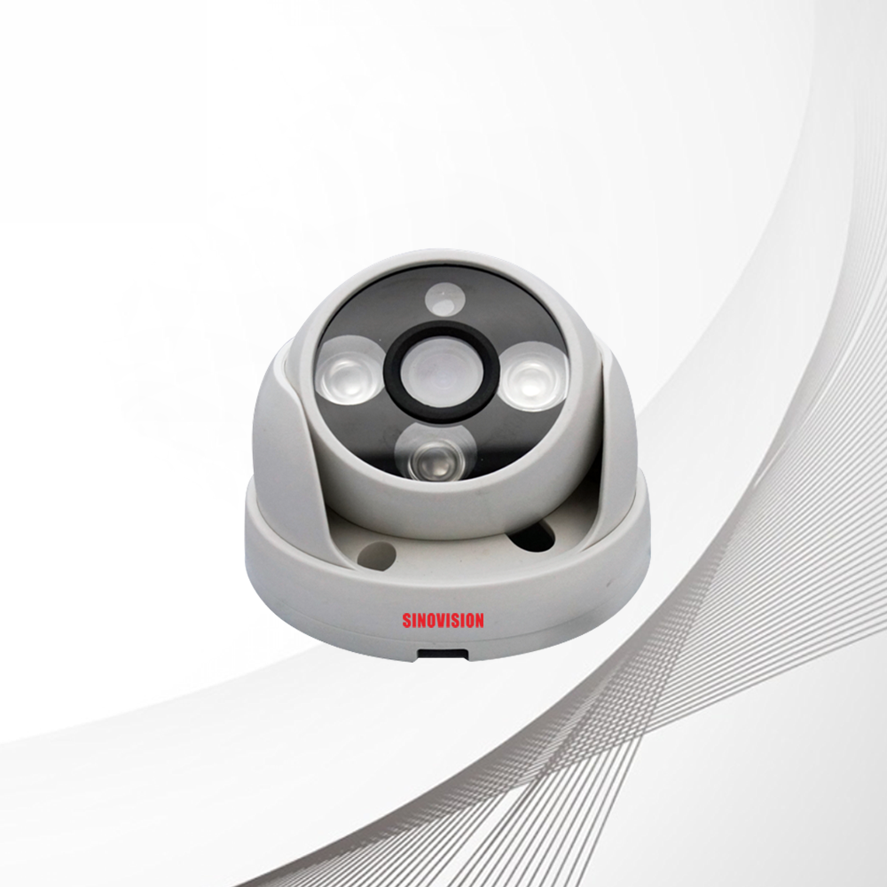 Sinovision 5MP IP Dome Cam 3.6mm Fixed Lens