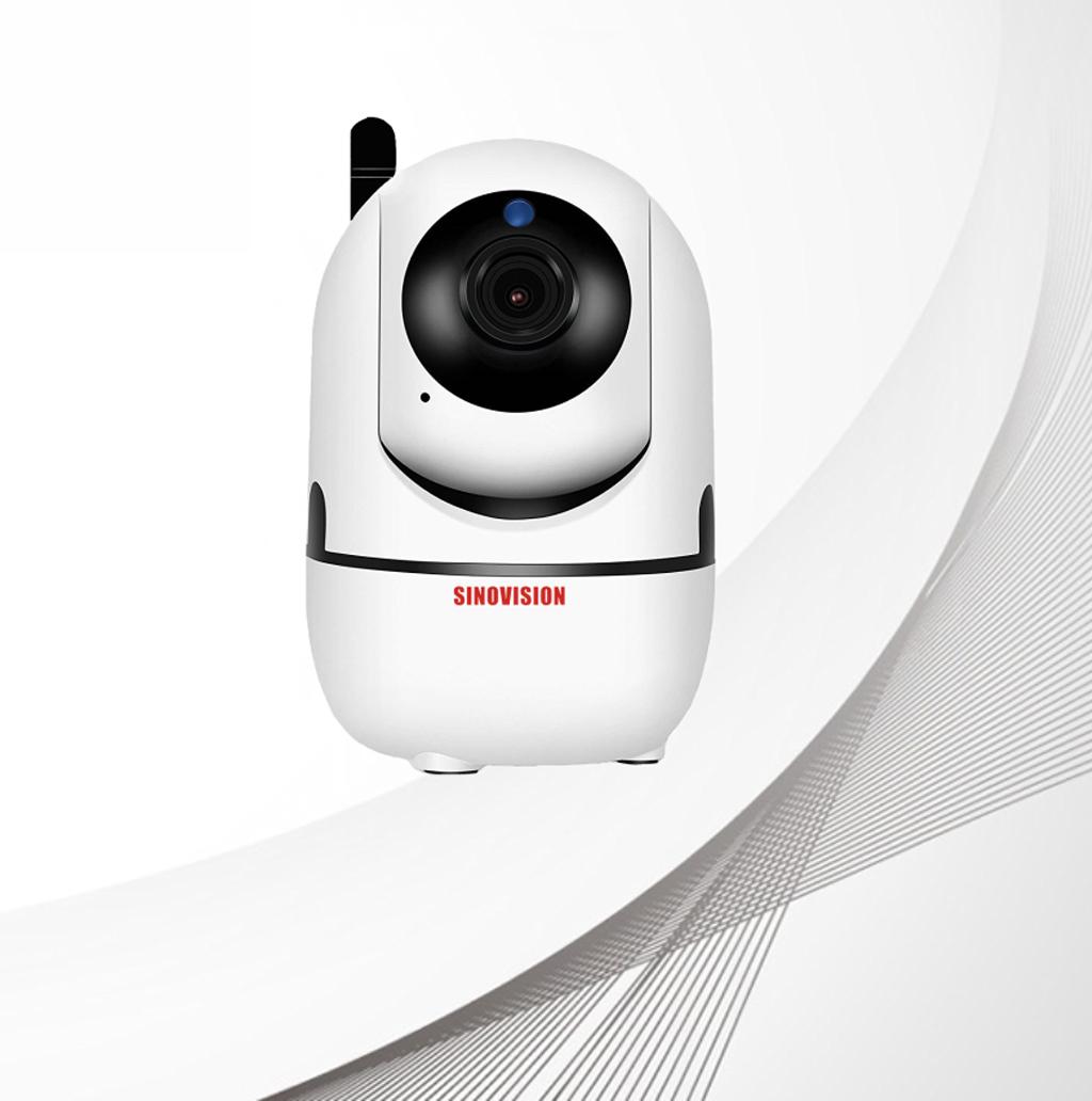 Sinovision Indoor Wireless PTZ Camera 1.0 Megapixel