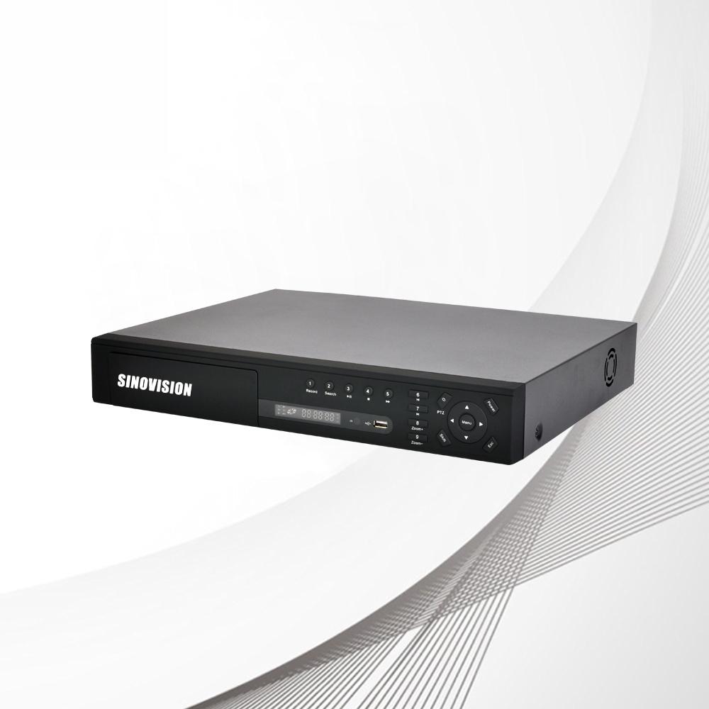 Sinovision 16CH 1080N XVR 6 in 1 DVR
