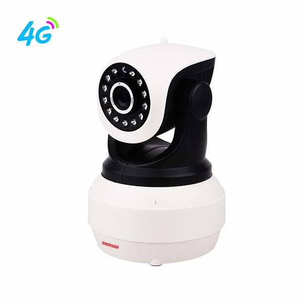 Sinovision 4G Mini Robot Camera 1.3Megapixel
