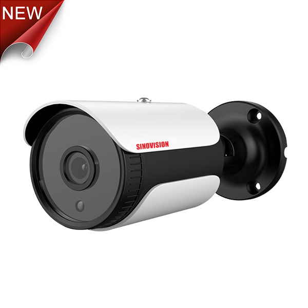 Sinovision HD 2.0MP Fixed Lens Metal Bullet Camera