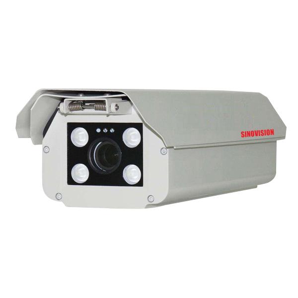 1080P ANPR Network Camera 6~22mm Varifocal Lens