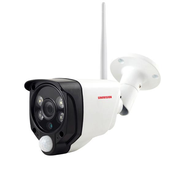 Sinovision Outdoor Wireless PIR Camera 2.0 Megapixel