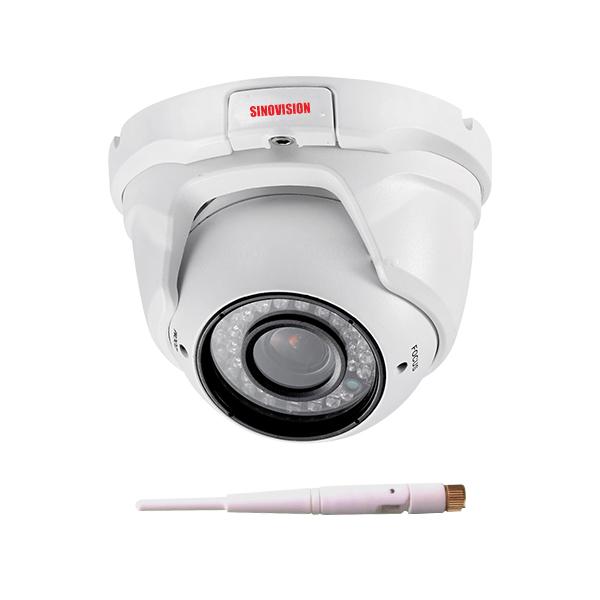 Sinovision 2.0MP Outdoor Wireless Camera 2.8~12mm Zoom lens