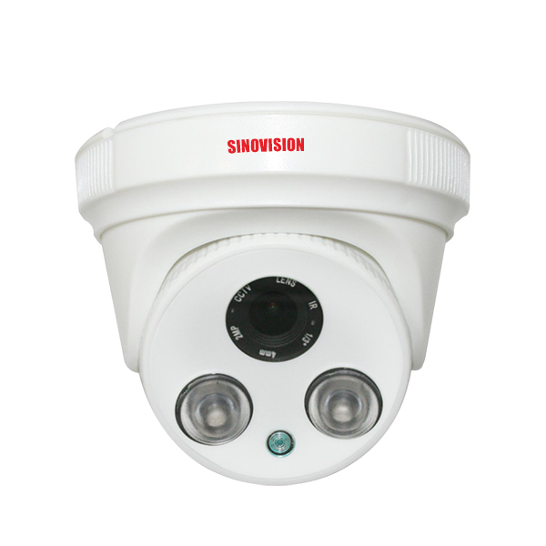 Sinovision HD 2.0MP Fixed Lens Plastic Dome Camera
