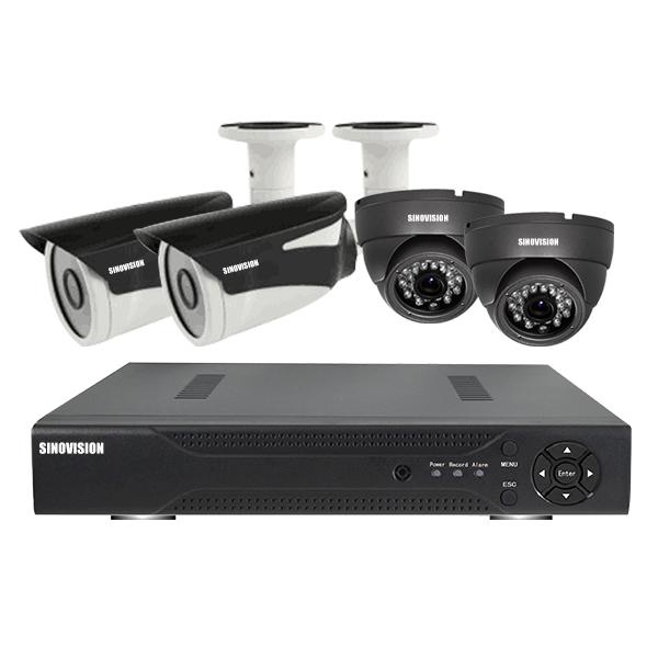 Sinovision 4CH 1080P DVR KITS
