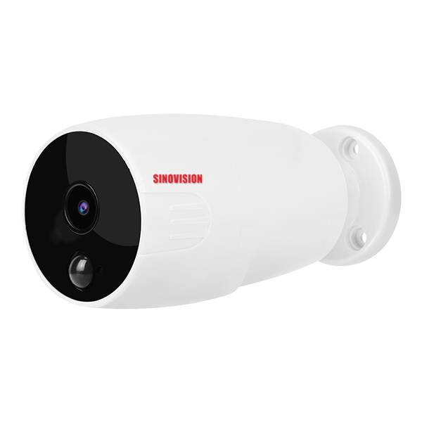 Sinovision Ultra Low Consumption Battery Bullet HD 720P Cam