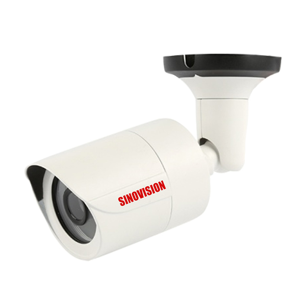 Sinovision AHD 8.0MP 4K Fixed Bullet Camera