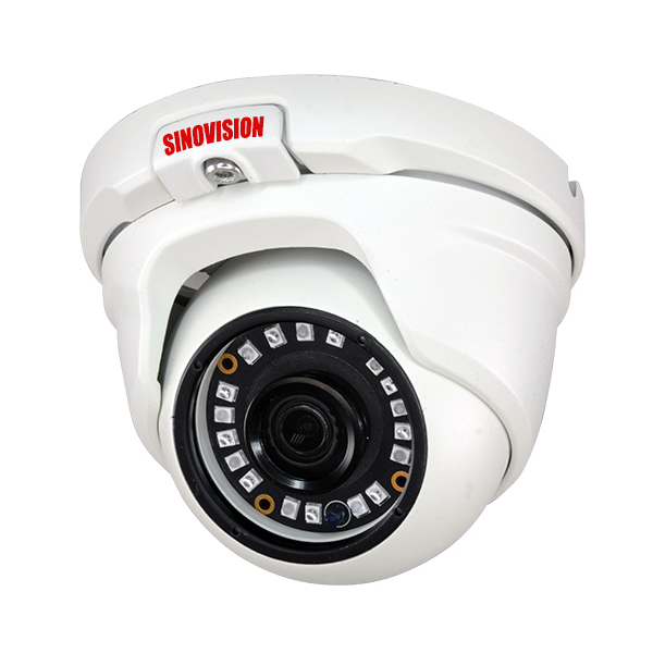 Sinovision AHD 8.0MP 4K Fixed Dome Camera
