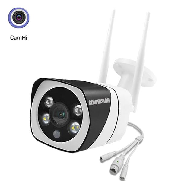 Sinovision FHD 1080P Mini Waterproof Bullet WIFI Camera