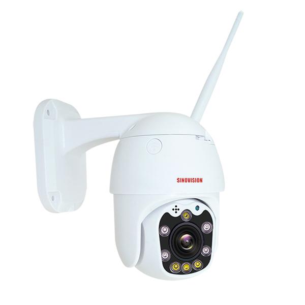 Sinovision HD 2.0MP Outdoor Wireless WIFI MINI PTZ Camera