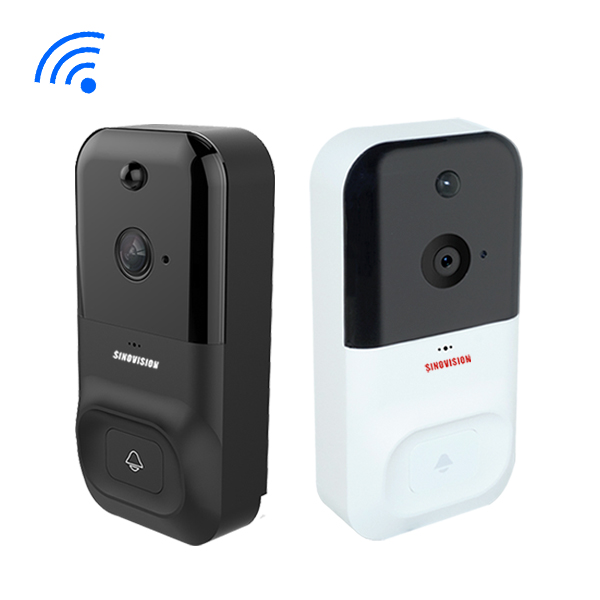 Sinovision New Arrival HD 720P/1080P Mini Doorbell Camera