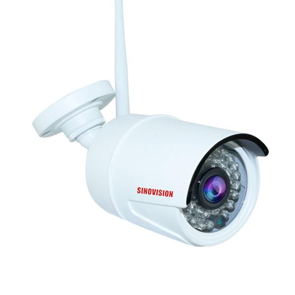 Sinovision Outdoor Wireless Camera 2.0 Megapixel
